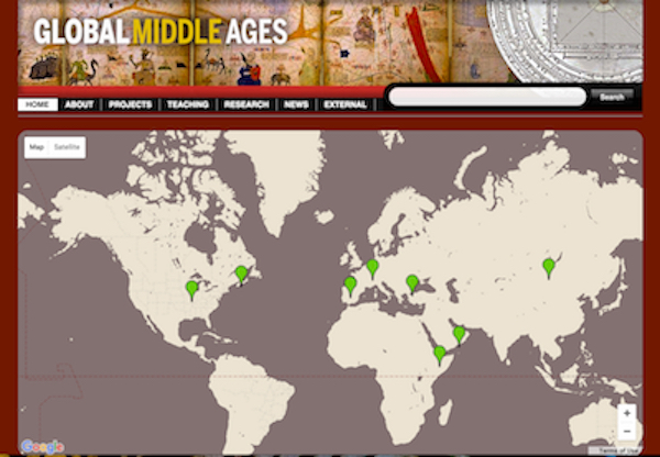 global middle ages web home