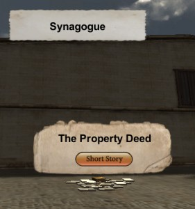 the property deed